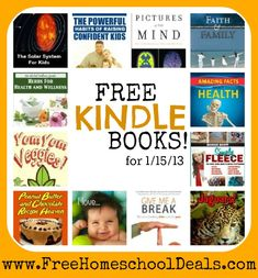 Free Kindle Books: Amazing Facts About Health, The Powerful Habits Of Raising Confident Kids, The Art of Making Time Work for You, + More!