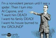 burned to the GROUND!
