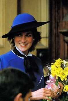 On April 9th in 1985 Prince Charles and Princess Diana attended a special service at Hereford Cathedral commemorating the launch of it's £1 million restoration appeal.