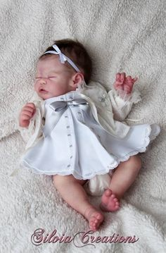 stunning amazing quinlynn from LLE reborned by SILVIA CREATIONS