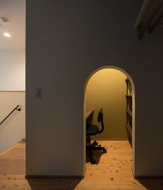 緩やかなつながりの家 | 建築実例 | 株式会社KADeL Environmental Art, Oversized Mirror, Architecture Design, Interior, House, Inspiration, Room Ideas, Rooms, Desk