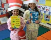 Dr. Seuss: Everything You Need feature on Scholastic Teachers website