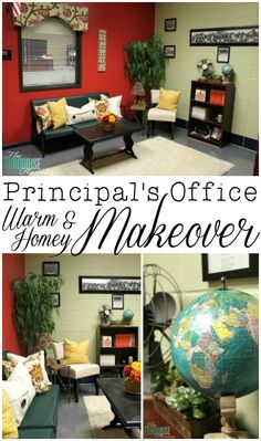 27 Best Principals Office Images Classroom Organization