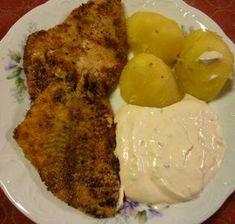 God sås till stekt fisk