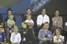 Roger Federer and his wife Mirka are parents to two sets of identical twins: six-year-old girls Charlene and Myla and twin boys Lenny and Leo, two years old.