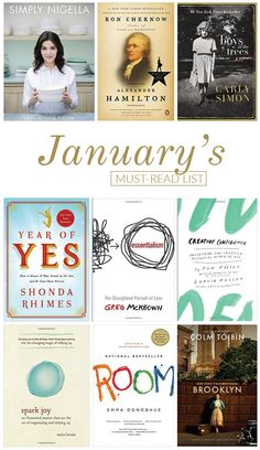 Cozy up on the couch with one of these reads!
