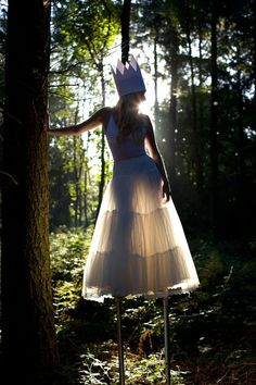 Kirsty Mitchell's Wonderland series