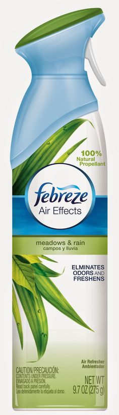 Mail4Rosey: #Sponsored #Noseblind Putting Febreze to the Test (w/ $60 AmEx GC & Product Giveaway)