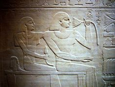 Intef I was a local Egyptian ruler at Thebes, and a member of the Eleventh dynasty during the First Intermediate Period. He was buried in a saff tomb at El-Tarif. He was the first of his dynasty to assume the title of Pharaoh, with the Horus name of Sehertawy, ('He who has brought calm to the Two Lands'). Intef was the son of Mentuhotep I and Neferu I. - Stela of Intef