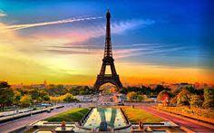 Paris - orasul iubirii