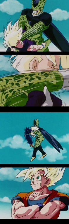 Goku, pai do ano