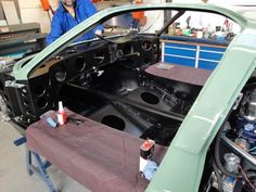 GEL W005 – Pre '65 GT40   Gelscoe Motorsport