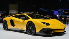 2016 Lamborghini Aventador Superveloce