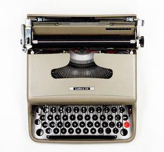 marcello nizzoli olivetti - lettera 22 1950