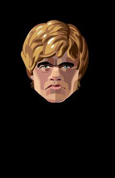 Game of Thrones Portraits: Tyrion by Robert Ball