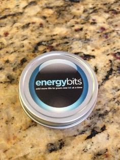 """""""Like all products I review, I wanted to make sure I tried it a few times before giving a review.  I didn't really believe that the ENERGYbits would leave me full and with energy during a workout.  I also was a little worried about taking algea as fuel for my workouts since I sometimes have tummy problems.   I took the ENERGYbits before a session with my personal trainer.  I was feeling tired before the workout but after taking the ENERGYbits I had energy during my training session and…"""