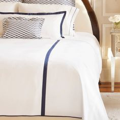 Catia pique coverlets available in 14 different colorways.