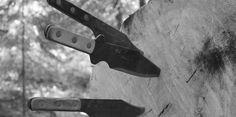 Furies throwing knives