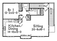 Garage Apartment Floor Plans Do Yourself plan 80878pm: dramatic contemporary with second floor deck | decking