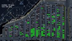 It's relatively easy to use deep learning and OpenCV to detect and count empty parking spots through a TensorFlow real time model. Computer Vision, Parking Space, Deep Learning, Cool Inventions, Industrial Revolution, Artificial Intelligence, Security Camera, Computer Science, Python
