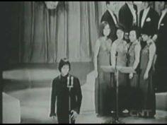 SAN REMO 1968  O REI VENCE O FESTIVAL