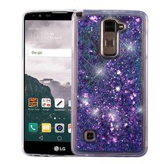 Always busy adding cases you might like :-) This just came in: Quicksand Liquid ... http://www.myphonecase.com/products/mybat-quicksand-glitter-liquid-lg-stylo-2-plus-case-hearts-purple?utm_campaign=social_autopilot&utm_source=pin&utm_medium=pin