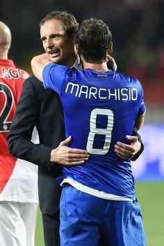Monaco - Juventus Claudio Marchisio, Juventus Fc, My Passion, Monaco, Football, Grande, Strength, Sports, My Crush