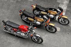 Restaurierung Moto Guzzi Le Mans I und Moto Guzzi V7 Sport.