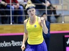 btu.org.ua. Elina Svitolina
