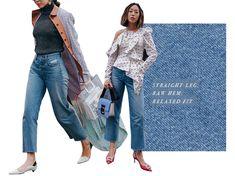 Raw Cut Frayed Hem Jeans Shopping Guide
