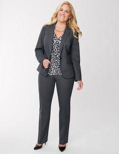 Pant Suits for Plus Size Women (12)