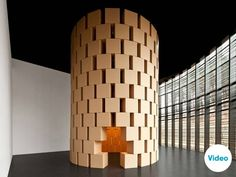 Sound Architecture by Zimoun - News - Frameweb