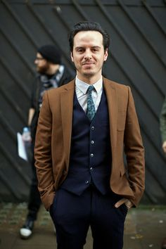 Read Suits tbh from the story Literally Just Pictures Of Andrew Scott by trucing (shaky) with reads. He constantly wears suits Photoshoot London, James Moriarty, Retro Fashion, Mens Fashion, Man About Town, Andrew Scott, Moda Casual, British Men, Mature Men