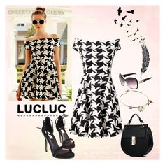 """""""LUCLUC 1/20"""" by eemiinaa ❤ liked on Polyvore"""