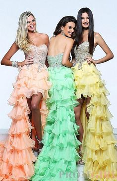 How To Be The Tackiest Girl At Prom