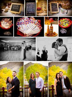 Golden, Colorado Wedding #rustic #barn #colorado #coloradowedding