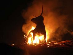 Brazen Bull: Gruesome Ancient Greek Torture Device Turned Screams into 'Music' Brazen Bull, Edinburgh Hogmanay, Horror, Stop Animal Cruelty, Animal Welfare, Animal Rights, Ancient Greek, Something To Do, Medieval