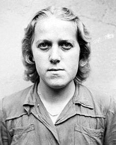 "Herta Bothe (AKA ""Sadist of Stutthoff"") - Nazi Women: 10 Monstrous Female Nazi War Criminals - EnkiVillage"