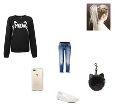 """""""Untitled #33"""" by raine-mcwaters ❤ liked on Polyvore featuring TOMS"""