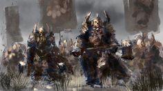 Dark dwarves 2 by Mac-tire on DeviantArt