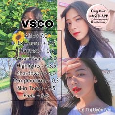 Vsco Photography, Photography Filters, Photography Editing, Vsco Pictures, Editing Pictures, Vsco Hacks, Vsco Effects, Best Vsco Filters, Korean Photo