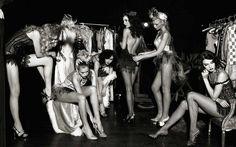 Old school Vegas editorial by photographer Giuliano Bekor | giulianobekor.com