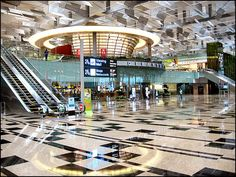 Changi Airport, Singapore | by Lincolnian (Brian)