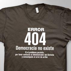 Error 404 Democracia no existe. Si el problema persiste, por favor contacte al Administrador del Sistema y comuníquele el error de arriba. My Love, Sweatshirts, T Shirt, Tops, Women, Fashion, Favors, Supreme T Shirt, Moda