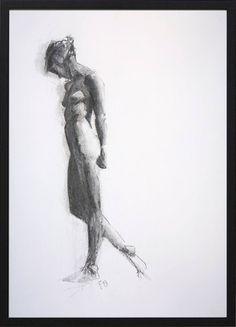 "Saatchi Art Artist Fabrice Bourrelly; Drawing, ""SO3.D01 SOLD"" #art"