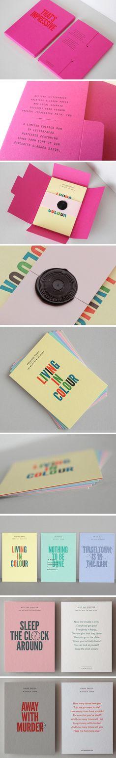That's Impressive par Glasgow Press et kerr Vernon - Journal du Design