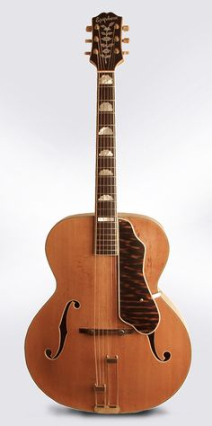 1941 Epiphone Deluxe Archtop