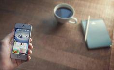 Facebook Actualiza la App Paper con Compatibilidad con iPhone 6 y 6 Plus