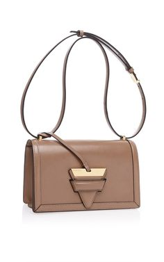 Barcelona Shoulder Bag In Mink by Loewe