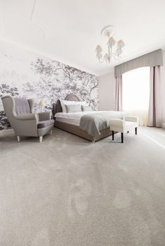 Proiect Hotel Splendid Craiova, realizat de Carpet&More. Descopera si celelalte proiecte din portofoliu! #design #hotelroom #carpet #greyroom #Carpet&More Design